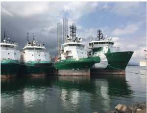 Vessel Reactivation After Lay-Up Condition