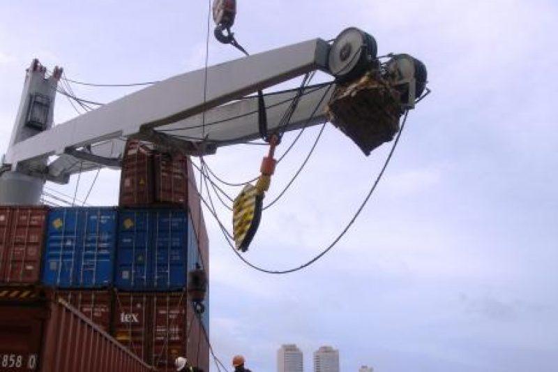 Cargo Crane Jib