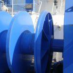 Windlass Escort Towing Winch